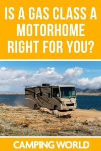 Is a gas class a motorhome right for you