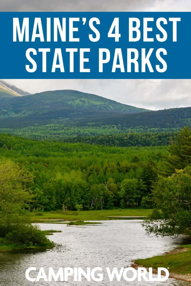 Maine's 4 best state parks