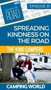Spreading Kindness on the Road with the Kind Campers