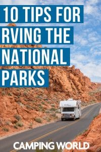 10 Tips for RVing the National Parks