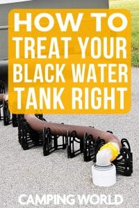 How to treat your black tank right