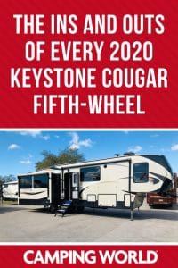 The ins and outs of every keystone cougar fifth wheel