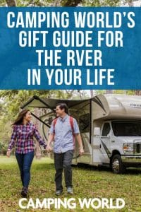 Camping World's gift guide for the RVer in your life