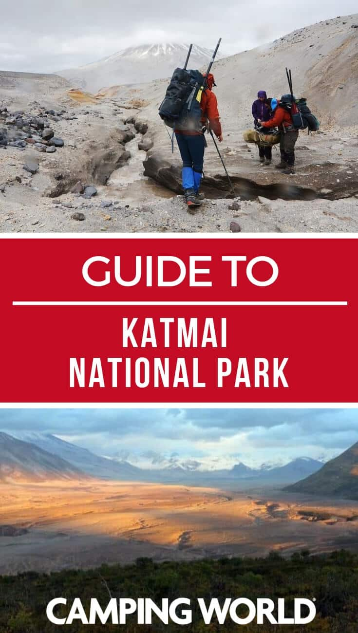 Camping World's guide to Katmai national park