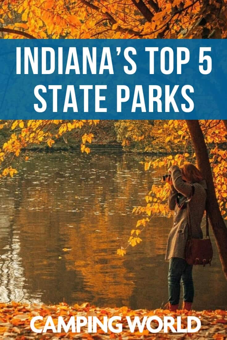 Indiana's top 5 state parks