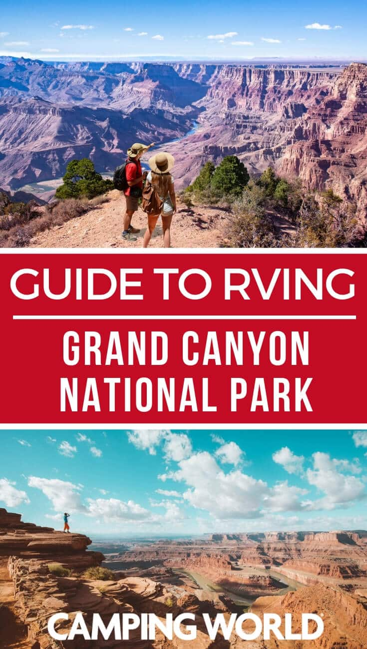 Camping World's guide to RVing Grand Canyon National Park