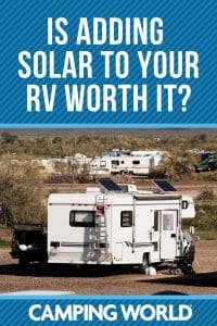 Is adding solar to your RV worth it?
