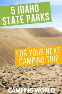 5 Idaho state parks you should check out on your next camping trip