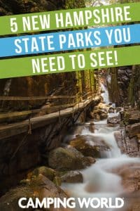 5 New Hampshire Parks You Need to See