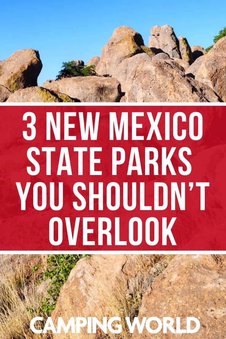 3 New Mexico State Parks You Shouldn't Overlook