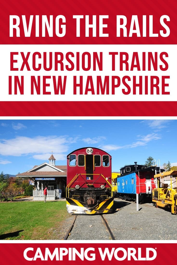 Excursion trains in New Hampshire