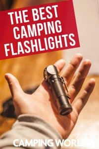The best camping flashlights