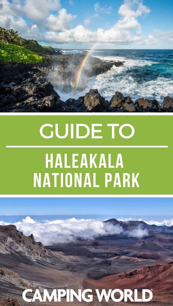 Camping World's guide to Haleakala National Park