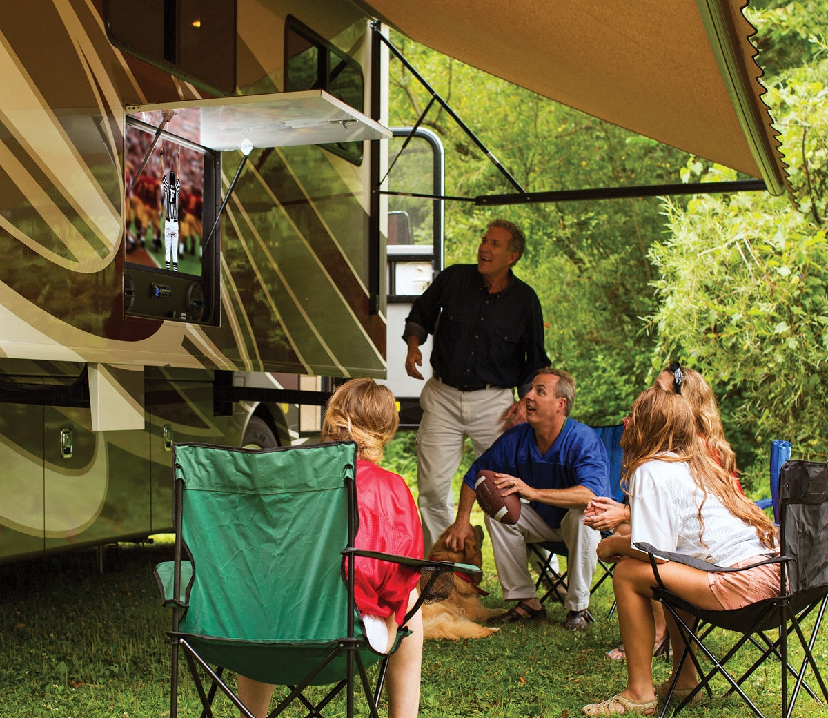Tips For Getting TV Reception In Your RV
