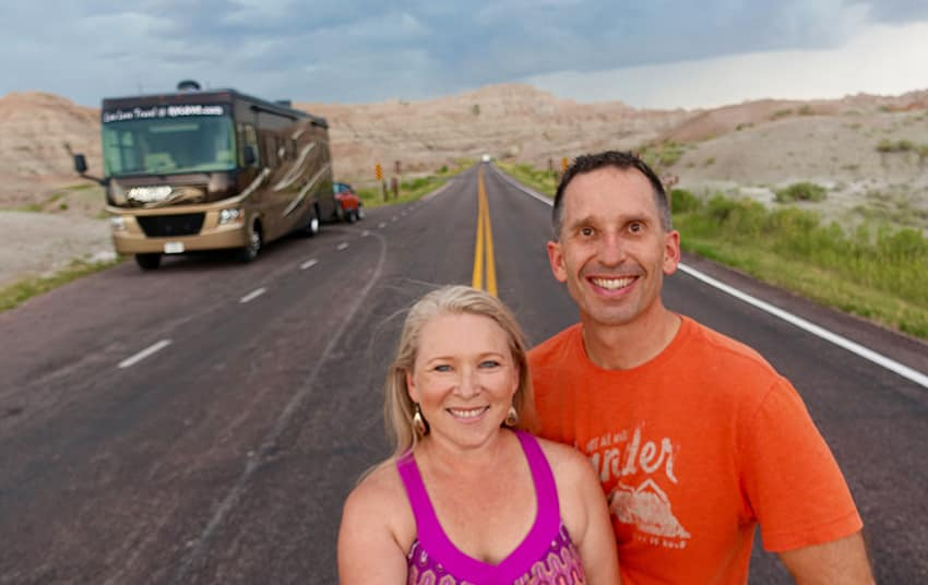 Marc and Julie Bennett, RV Love