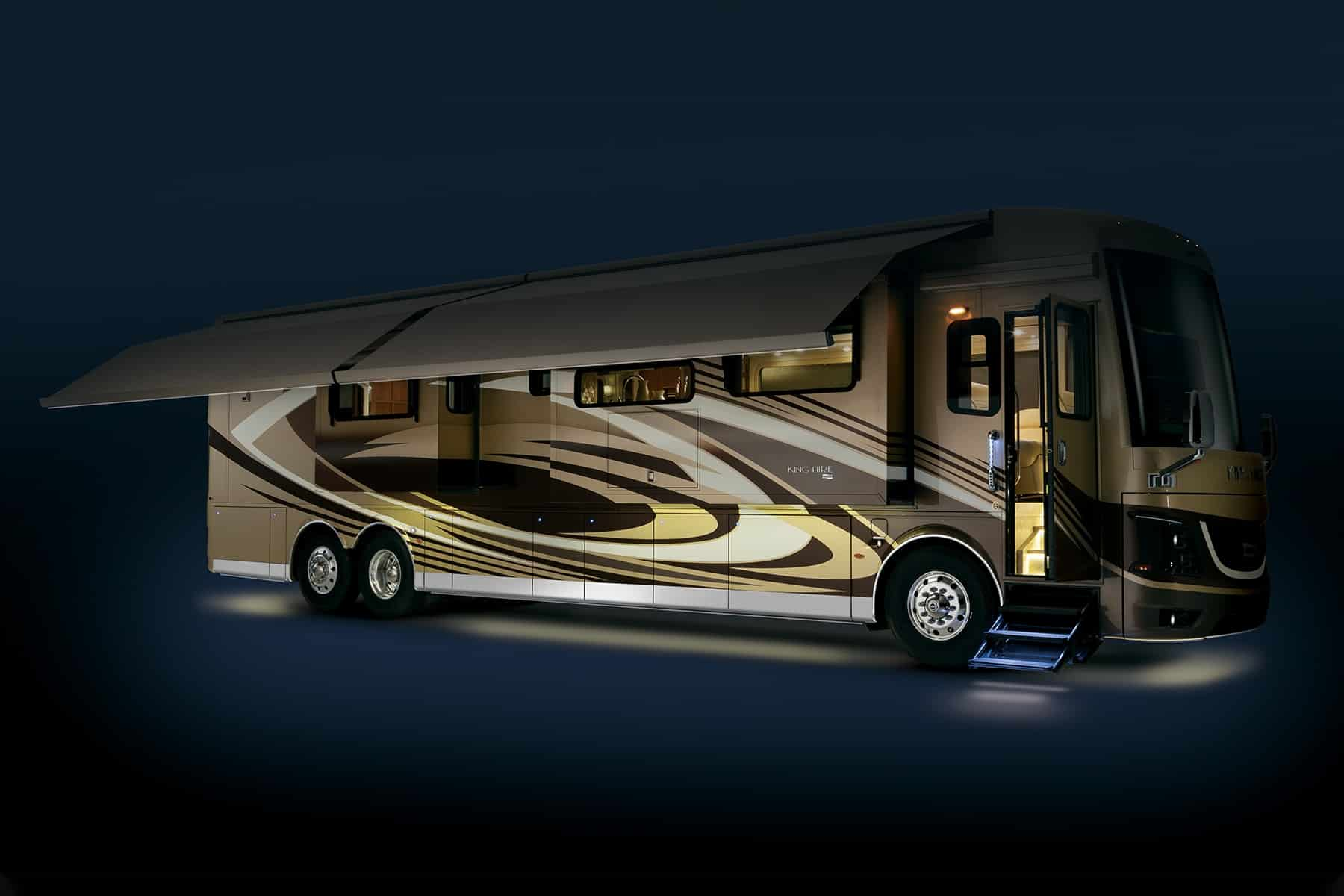 Newmar King Aire luxurious RV