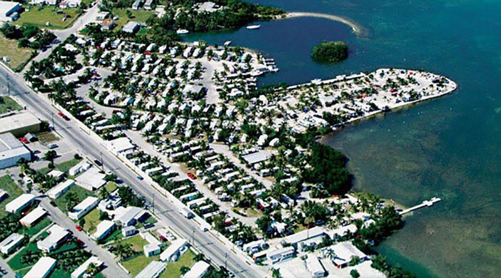 Boyd's Key West Campground, Florida
