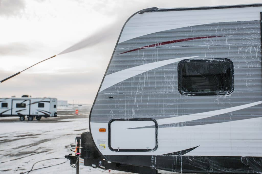 How to Wash Your RV - Camping World