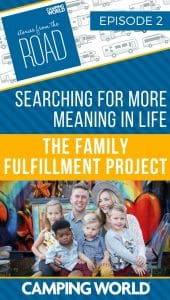 Searching for More Meaning in Life with the Family Fulfillment Project