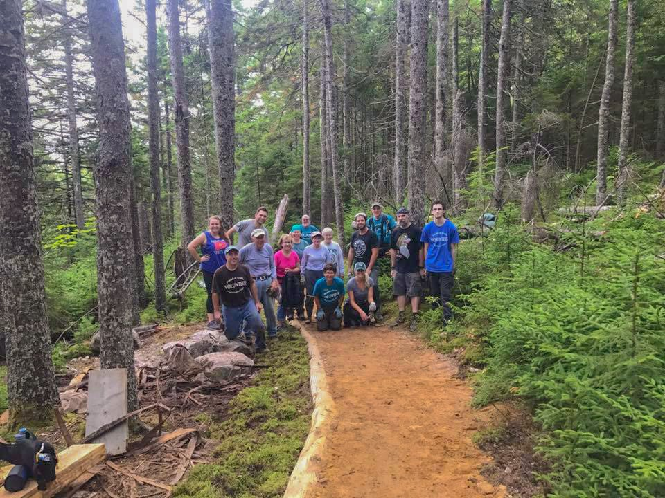 volunteering at acadia national park