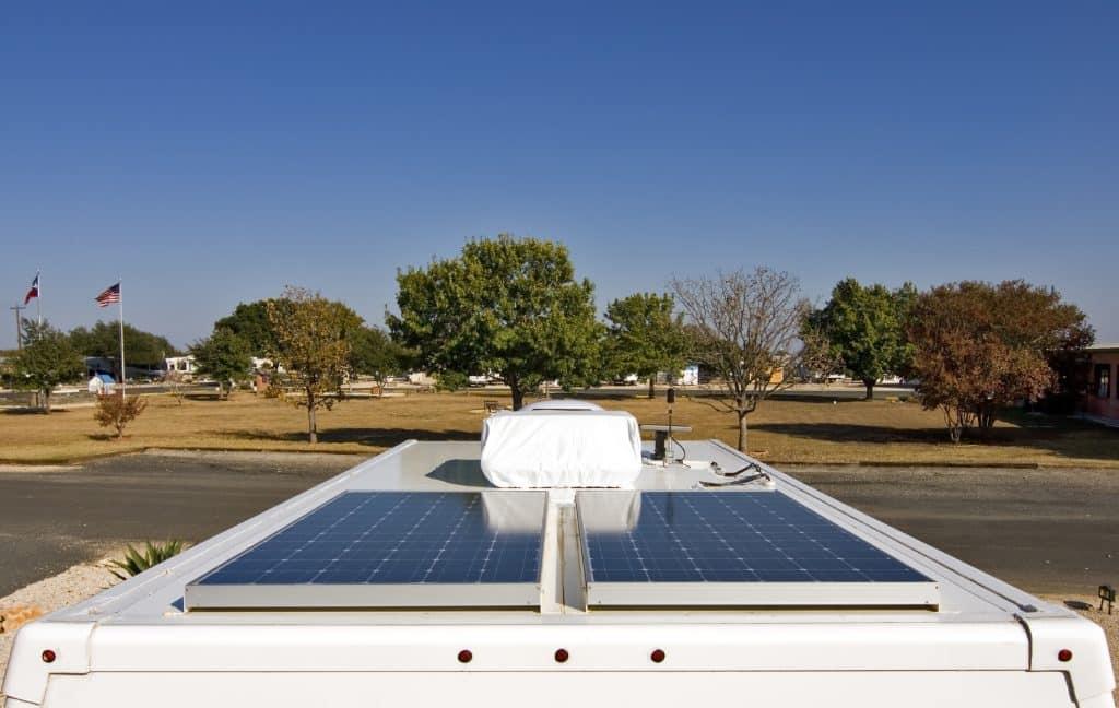 solar power on an RV