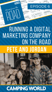 SftR 006: Running a Digital Marketing Company on the Road with Pete and Jordan
