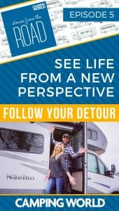 See life from new perspectives with follow your detour