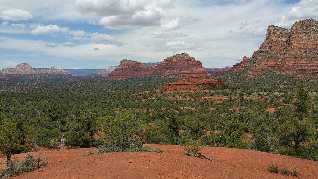 free rv camping arizona sedona