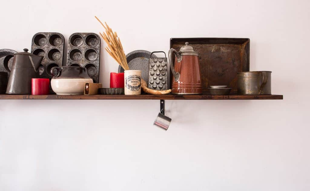 downsizing and donating kitchen gadgets