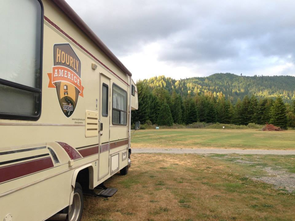 travel in a used RV