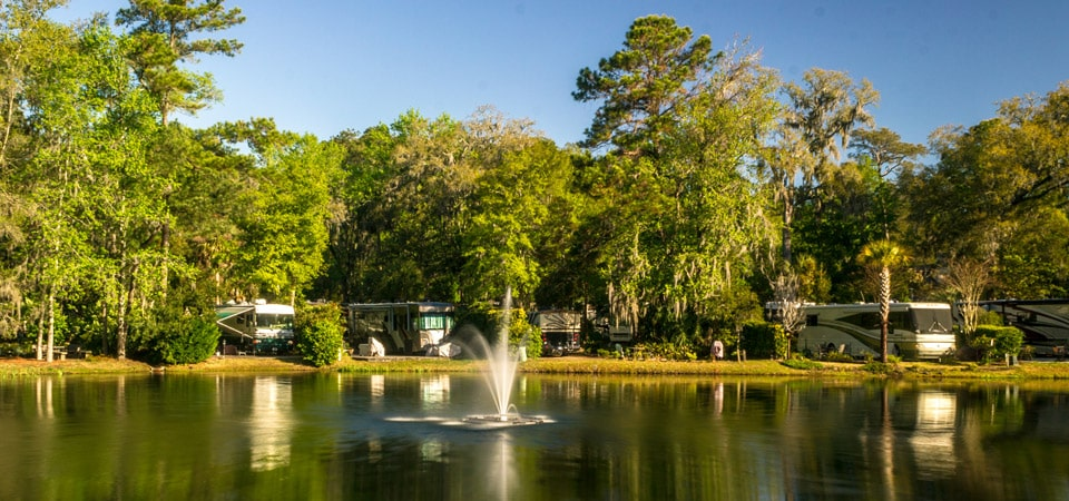 hilton head rv resort south carolina