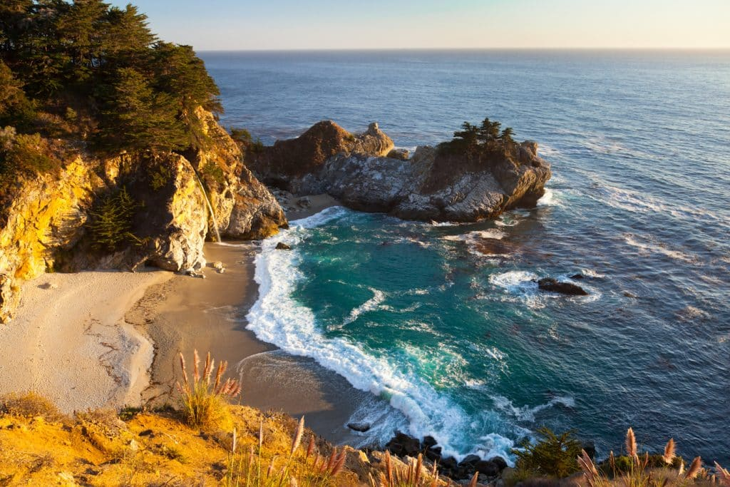 julia pfeiffer burns state park california big sur