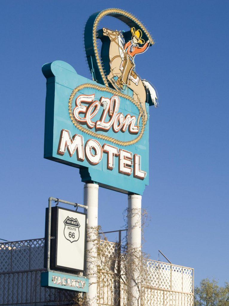 Central New Mexico Route 66 Albuquerque