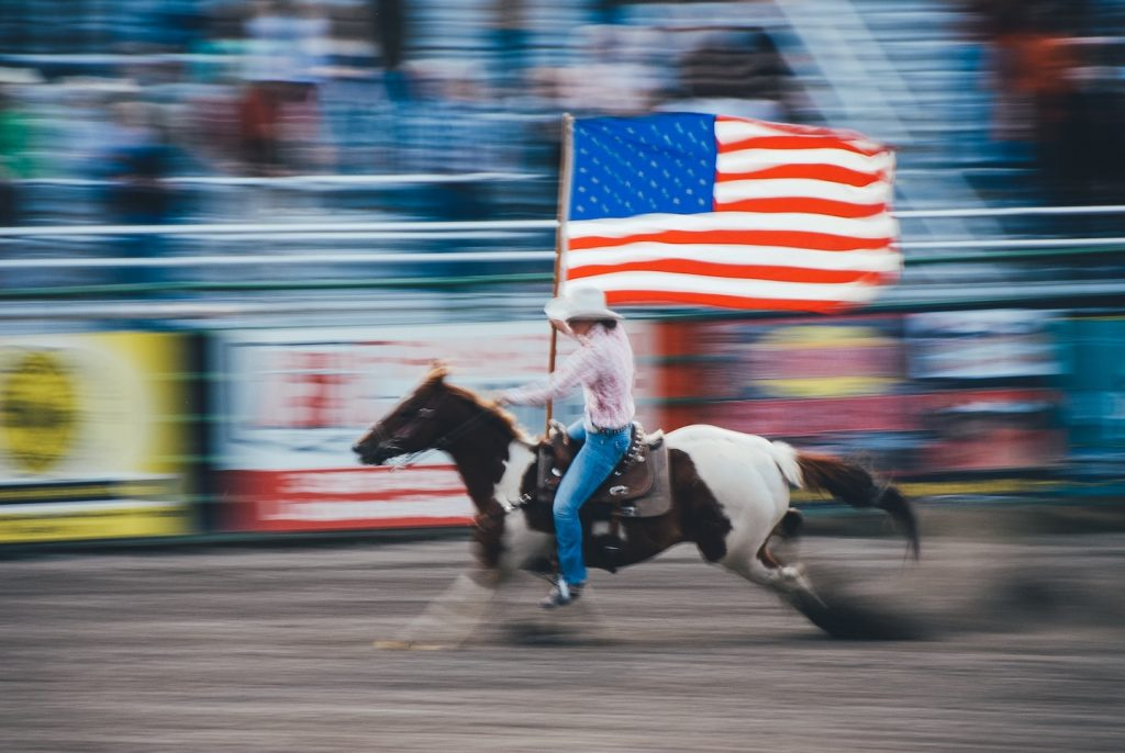 four of july rodeo cheyenne wyoming