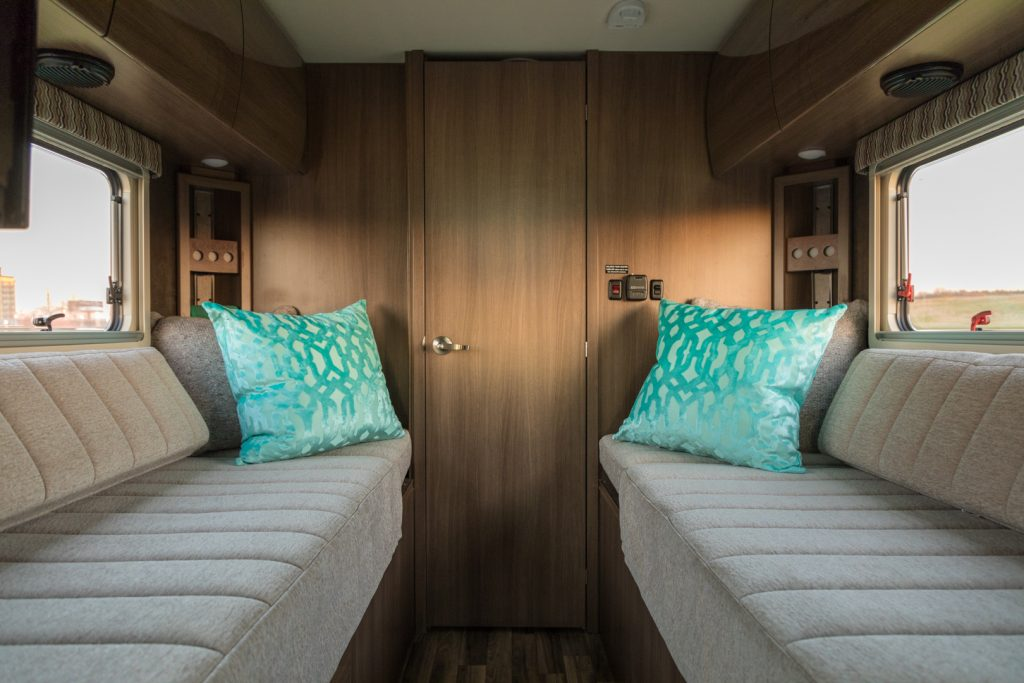 Bunkhouse RV Floor Plan