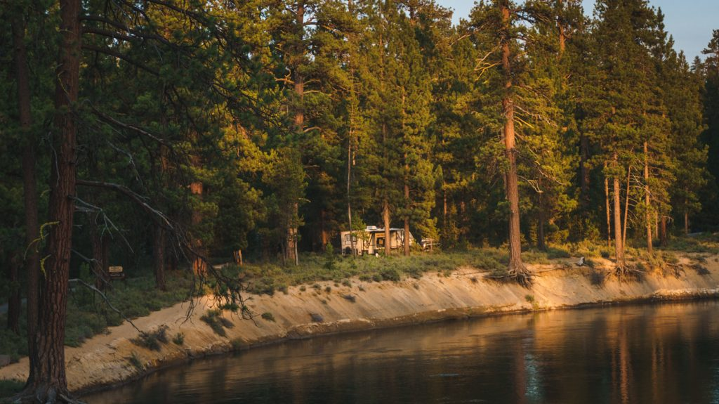 Campgrounds in National Parks