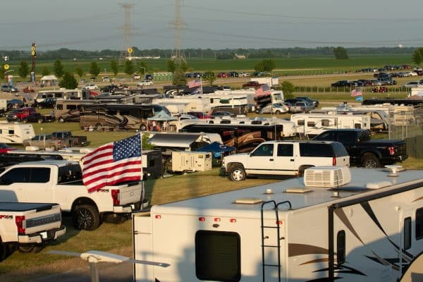 RVing at Summer Festivals