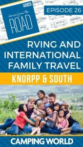 International Family Travel with Knorpp and South