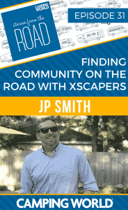 Finding community on the road with Xscapers