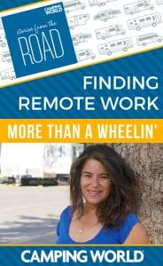 Finding Remote Work