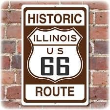 Photo Tripping America - Route 66 Southern Illinois