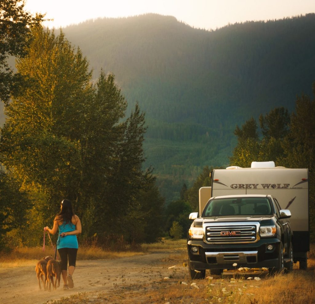 Boondocking means RVing without water, electric, or sewer hook-ups.