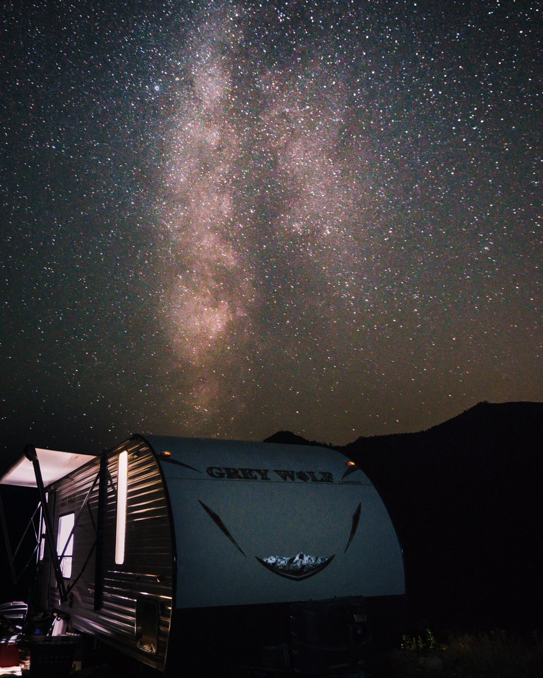 Boondocking at an undeveloped campsite requires the most planning, but can completely immerse you in nature.