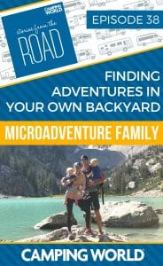 Jenny, Dave, and their two children, Oakley and Cali, are a full-time RVing family who enjoy daily microadventures — exploring the country, finding community wherever they go, and giving all social media earnings back to their followers, local churches, and nonprofits. They have committed to a life lived simply so that they may simply live. #rvlife #rvcampers #rvhack #rvliving #camper #camping #camperlife #happycamper #fulltimerving #fulltimervlife #storiesfromtheroad #digitalnomad