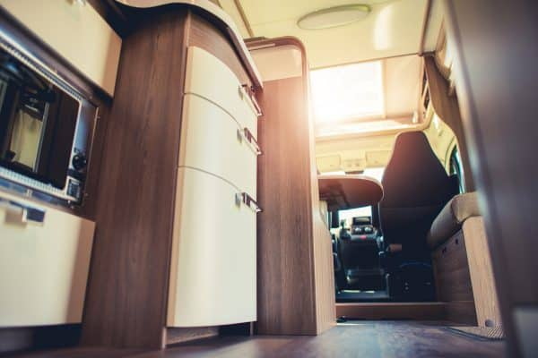 How to maximize space in your RV