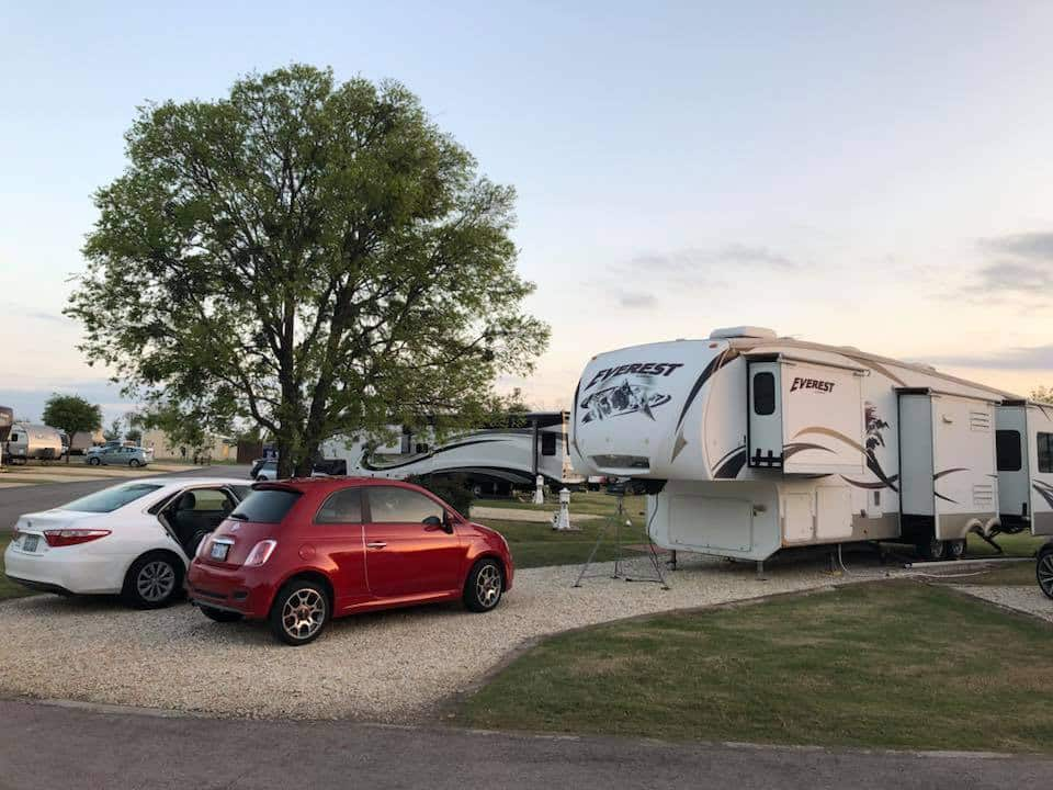 Ashley Mann's RV