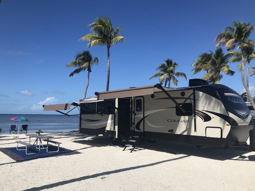 sunshine key rv resort and marina