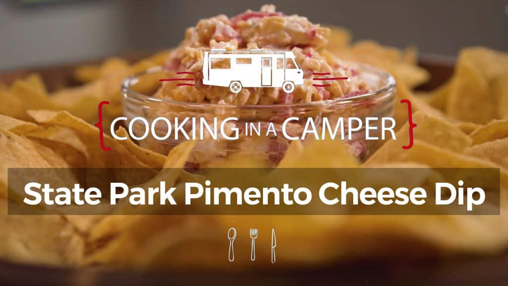 State Park Pimento Cheese Dip