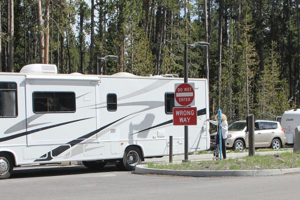 Photo Tripping America - Handle the Dirty Work - Camping World