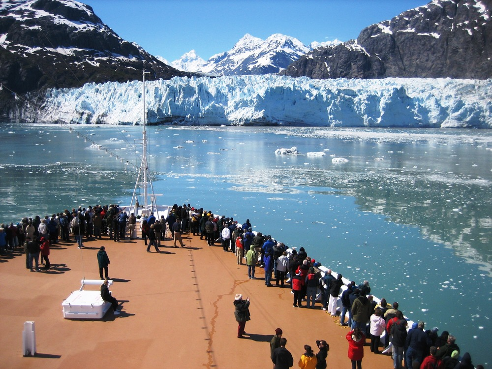 Photo Tripping America - Glacier Bay - Camping World